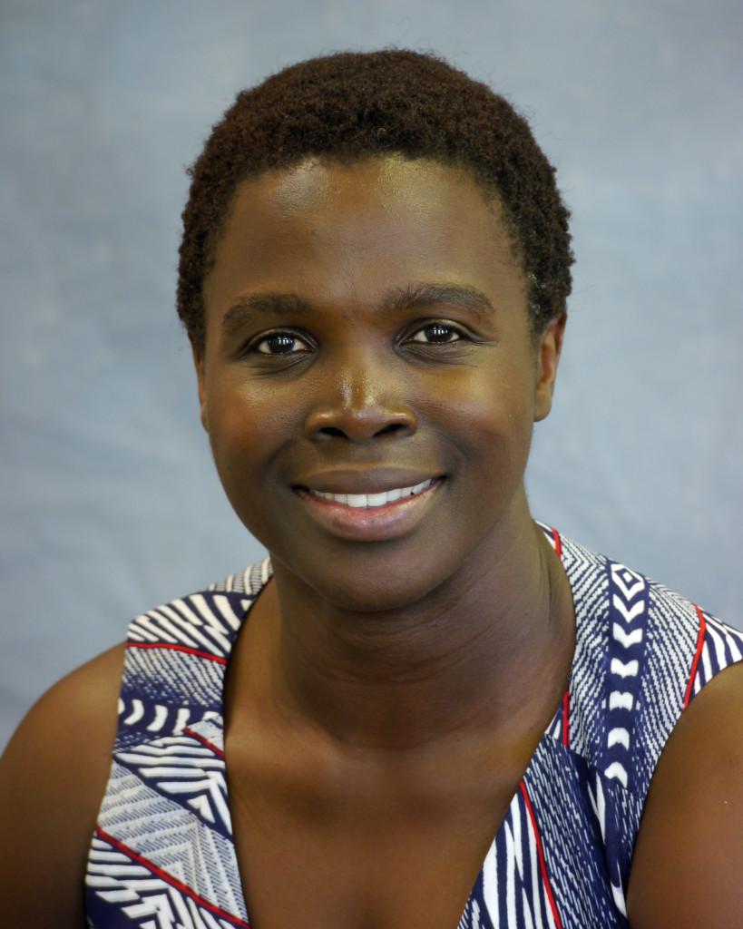 Board member Genevieve Sabala