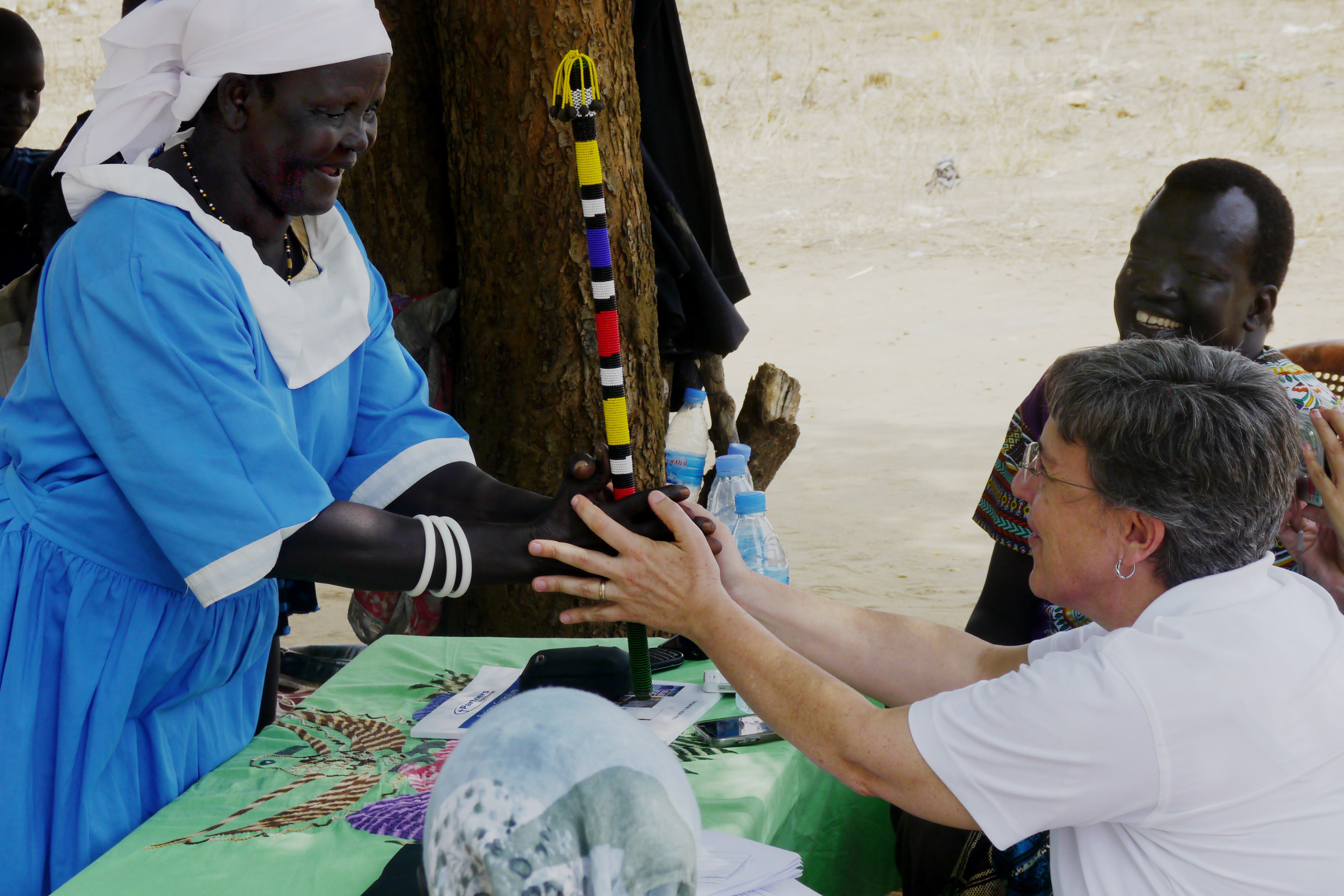 Hope for Peace in South Sudan