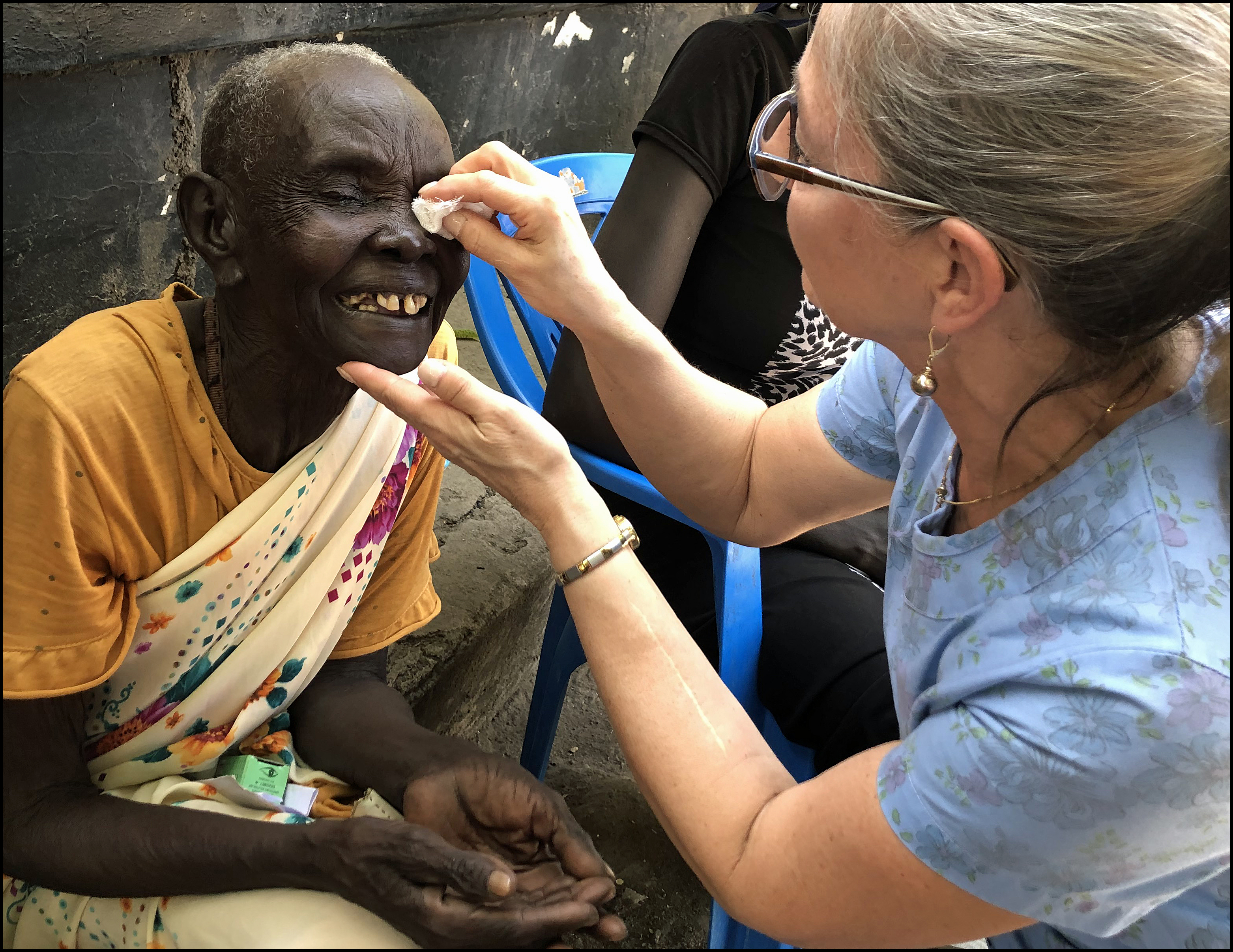 Restoring Sight in South Sudan